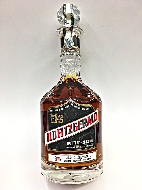Old Fitzgerald 9 Year Bottled In Bond Bourbon