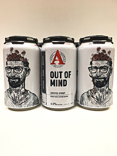 Avery Out Of Mind Coffee Stout Can