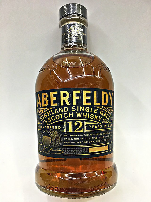 Aberfeldy 12 Year Highland Single Malt Scotch