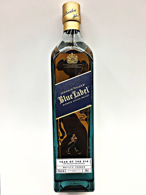 Johnnie Walker Blue Year of the Pig Single Malt Whisky