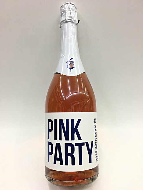Pink Party Rose Bubbles