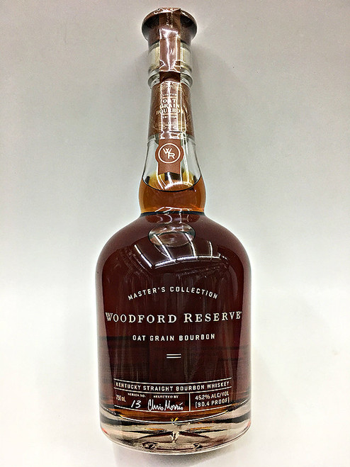 Woodford Reserve Master's Collection Oat Grain Bourbon