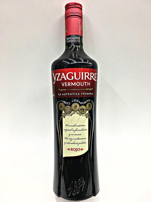 Yzaguirre Vermouth Rojo 1 Liter