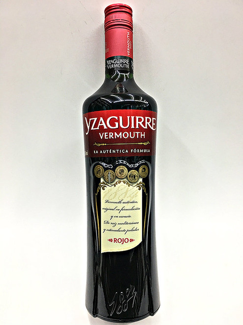Yzaguirre Vermouth Rojo 1 Liter