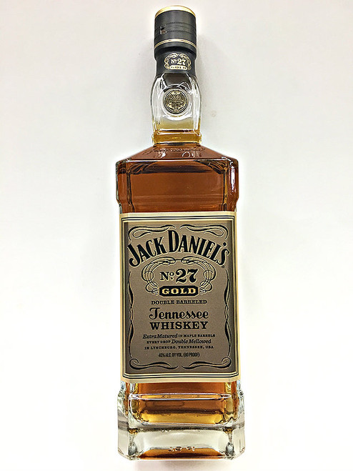 "Jack Daniels ""Gold"" Double Barreled Tennessee Whiskey"