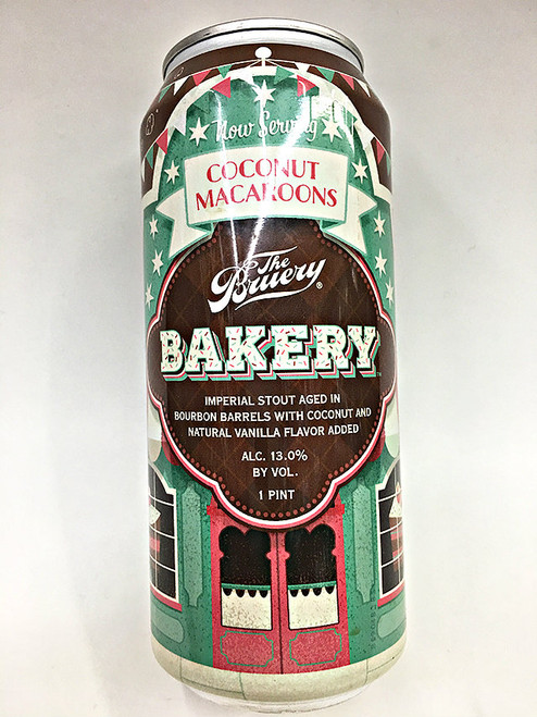 The Bruery Coconut Macaroons