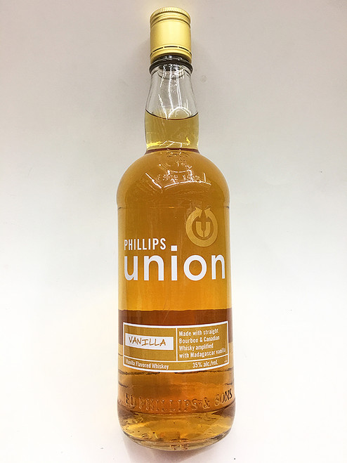 Phillips Union Vanilla Whiskey