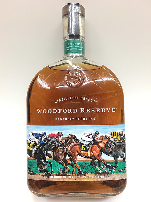 """Woodford Reserve """"Kentucky Derby 145"""" Limited Edition 2019"""