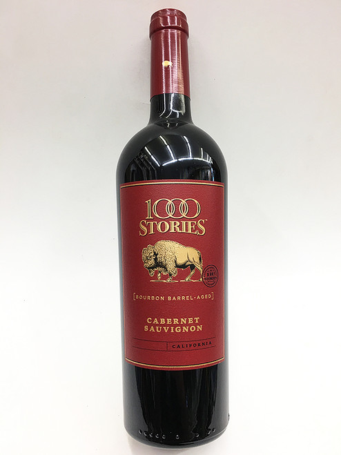 1000 Stories Bourbon Barrel Aged Cabernet Sauvignon