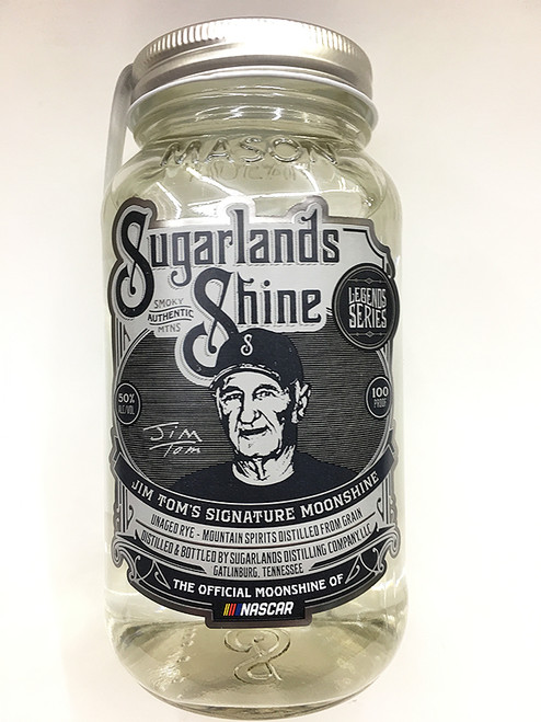 Sugarlands Shine Jim Tom's Signature Moonshine