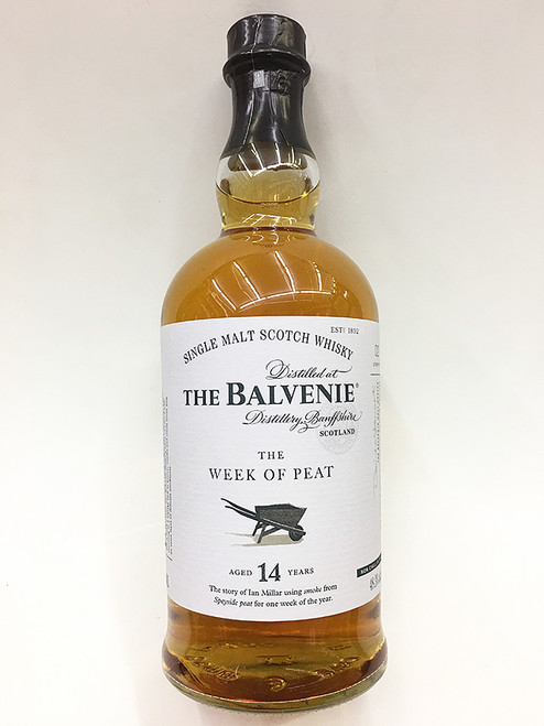 Balvenie The Week Of Peat Aged 14 Years