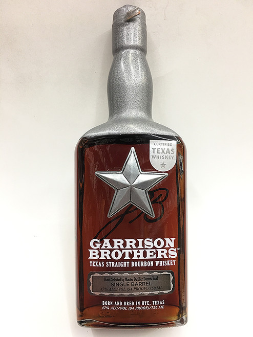 "Garrison Brothers ""Single Barrel"" Whiskey"