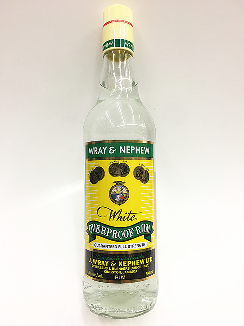 Wray and Nephew White Overproof Rum