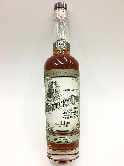 Kentucky Owl Batch #3 11 Year Old Rye Whiskey available at Quality Liquor Store