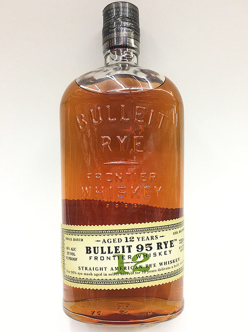 Bulleit 12 Year Rye 750ml