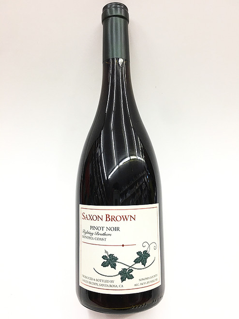 Saxon Brown Fighting Brothers Pinot Noir