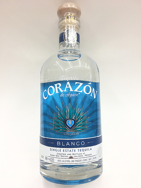 Corazon Blanco Single Estate Tequila