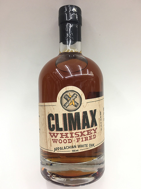 Climax Whiskey Wood-Fired Appalachian White Oak