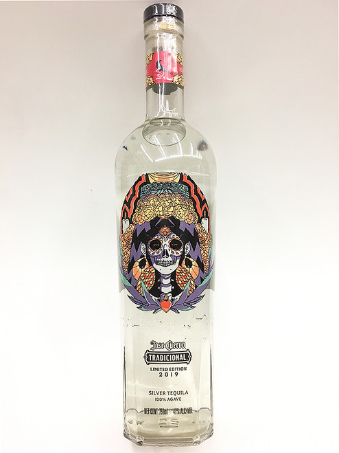 Jose Cuervo Traditional Silver Day Of The Dead Limited Edition Tequila
