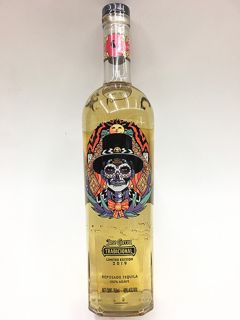 Jose Cuervo Tradicional Reposado Limited Edition
