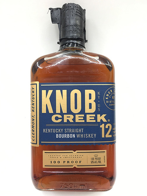 Knob Creek 12 Year Bourbon Whiskey