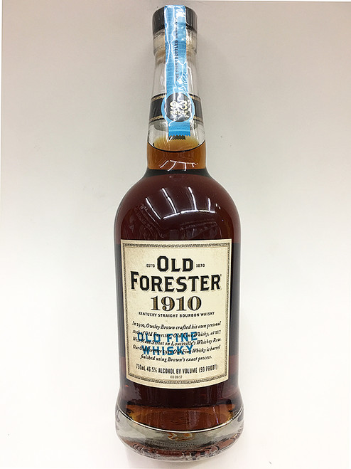 Old Forester 1910 Old Fine Bourbon Whisky