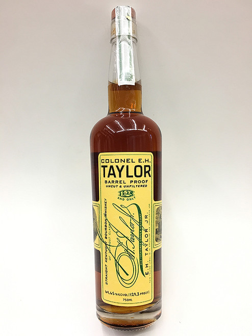 Cologel E.H. Taylor Barrel Proof Uncut & Unfiltered