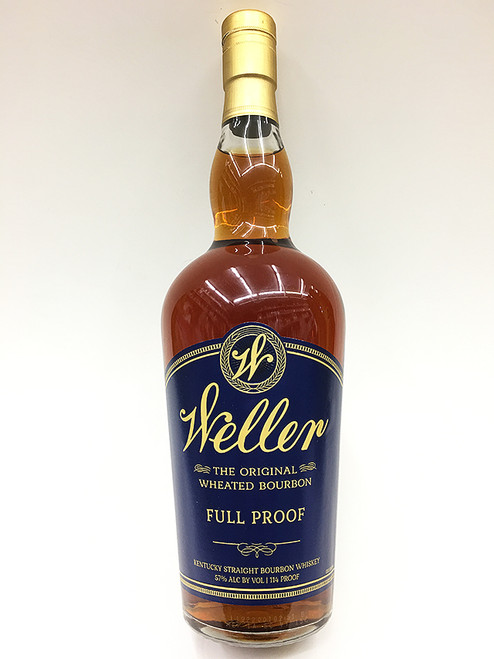 W.L. Weller Full Proof Wheated Bourbon