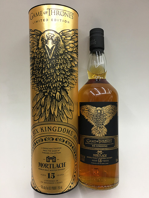 Mortlach 15 Year Old Game Of Thrones Past Present & Future