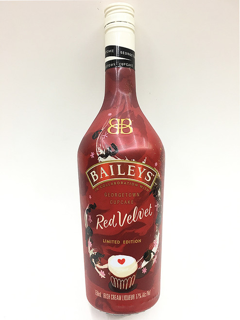 """Baileys Red Velvet """"Georgetown Cupcake"""" Limited Edition"""