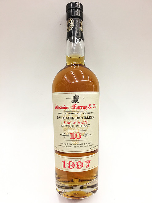 Alexander Murray & Co Dailuaine 16 Year Distilled 1997