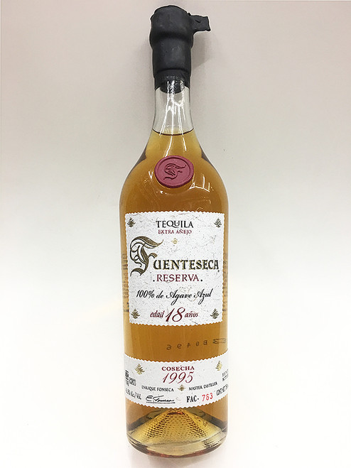 1995 Fuenteseca Reserva Anejo 18 Year Old Tequila