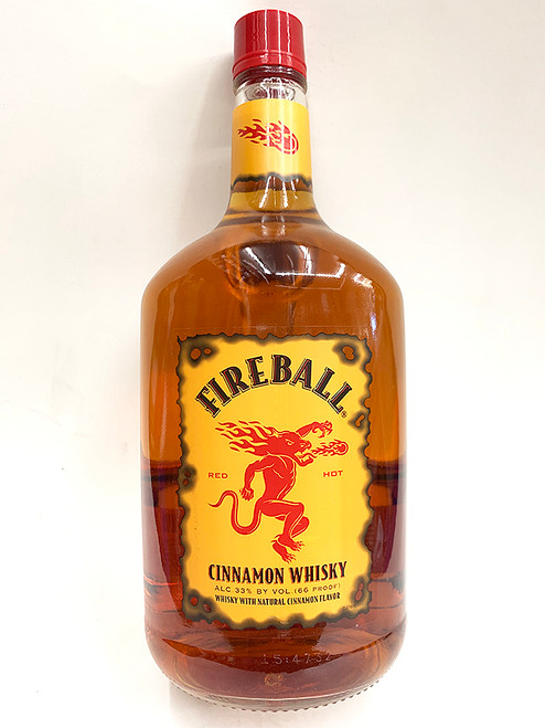 Fireball Whisky Cinnamon - 1.75 lt