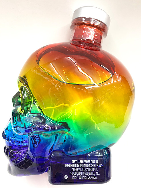 Crystal Head PRIDE Vodka