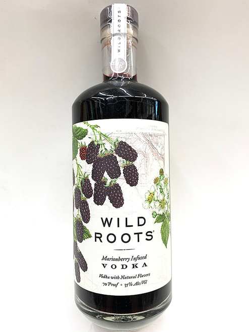 Wild Roots Marionberry Infused Vodka