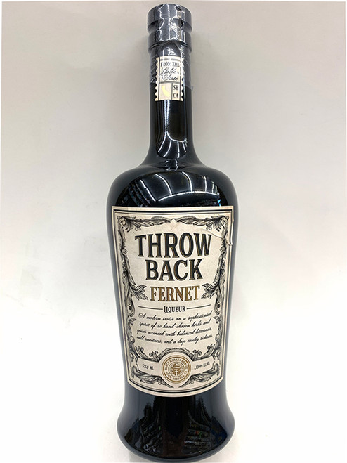 Throwback Fernet Liqueur