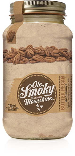 Moonshine Ole Smoky Butter Pecan 854628006728