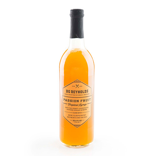 Passion Fruit Cocktail Syrup 375 ml