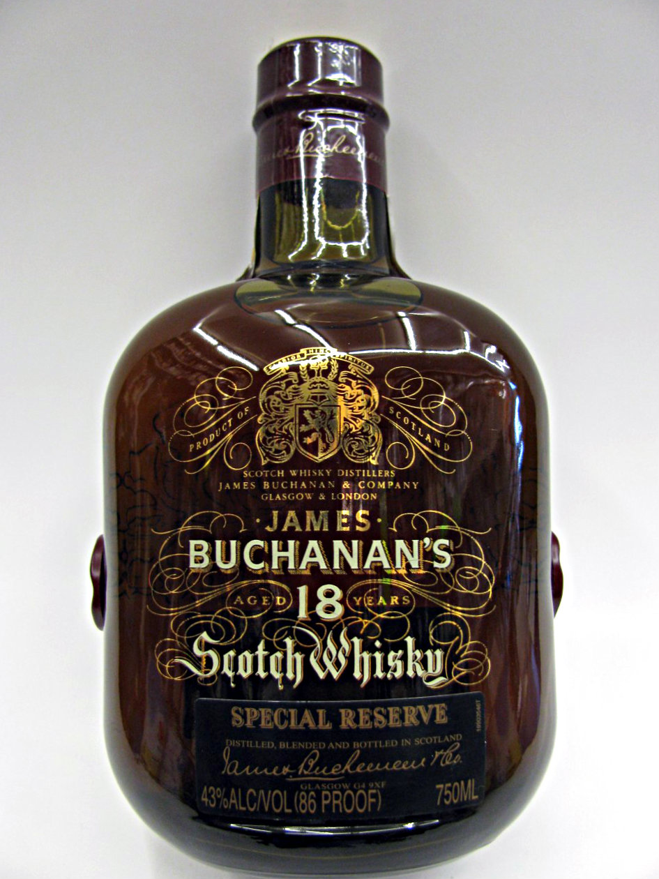 James Buchanans 18 Year Special Reserve Quality Liquor Store