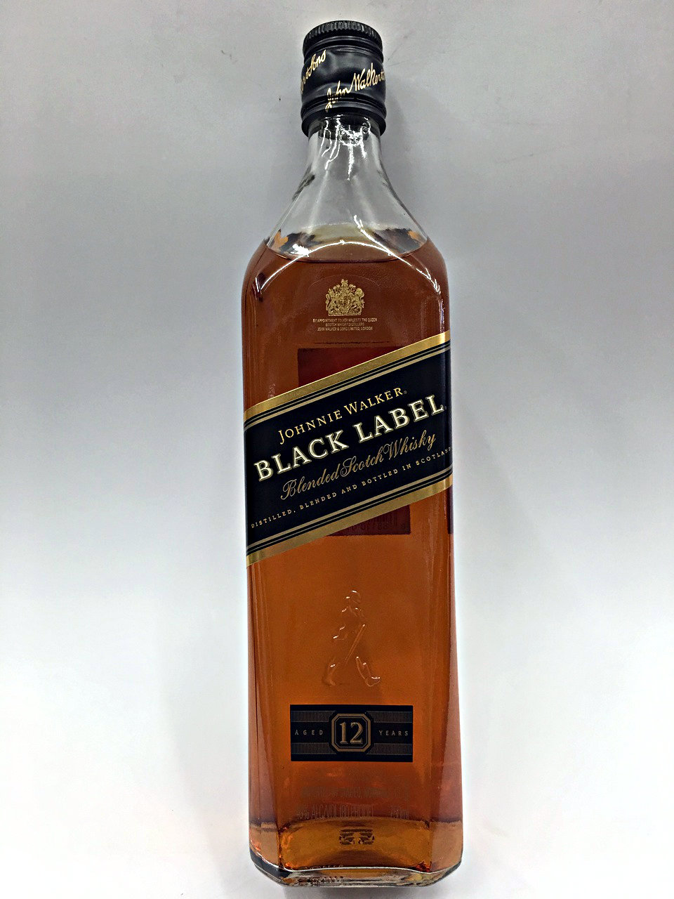 Black Label Price >> Johnnie Walker Black 750ml