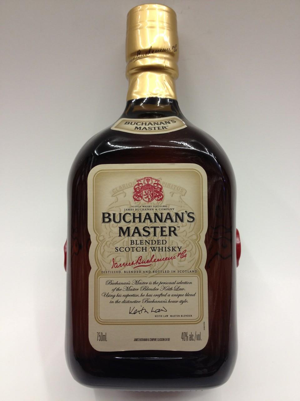 Buchanans Master Blend Buy Buchanans Quality Liquor Store