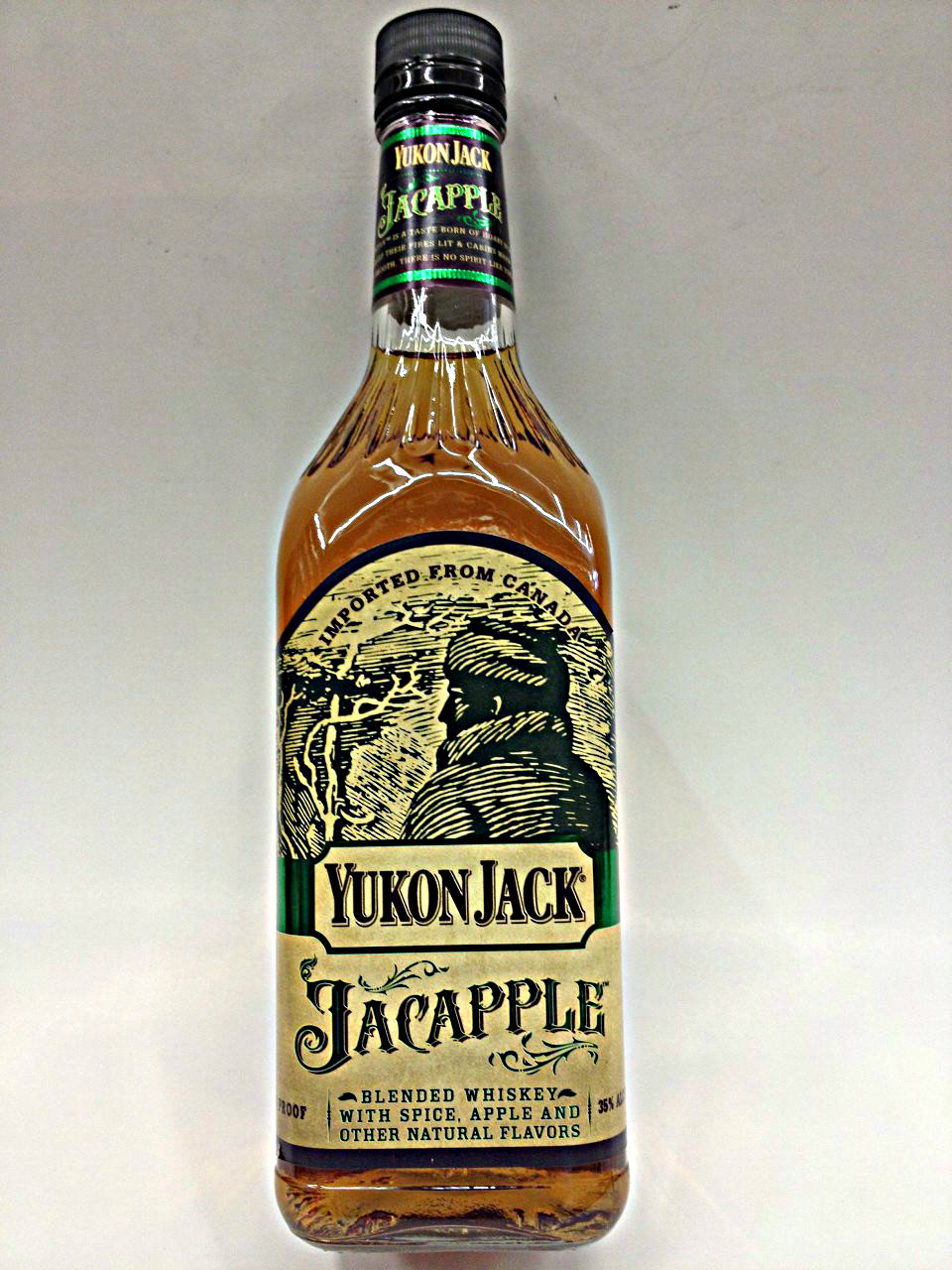 Yukon Jack Jacapple Blended Whiskey Quality Liquor Store