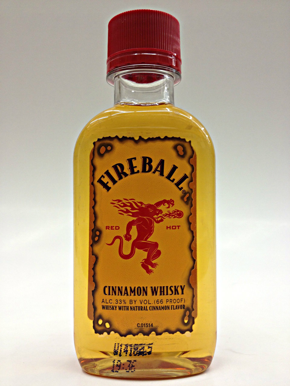 FireBall Cinnamon Whisky 100ml