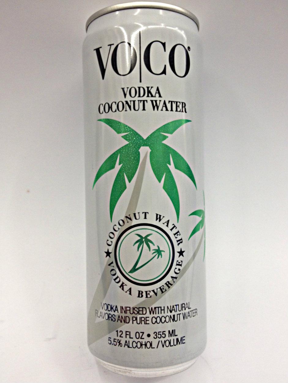 Voco Coconut Water Vodka Beverage Quality Liquor Store