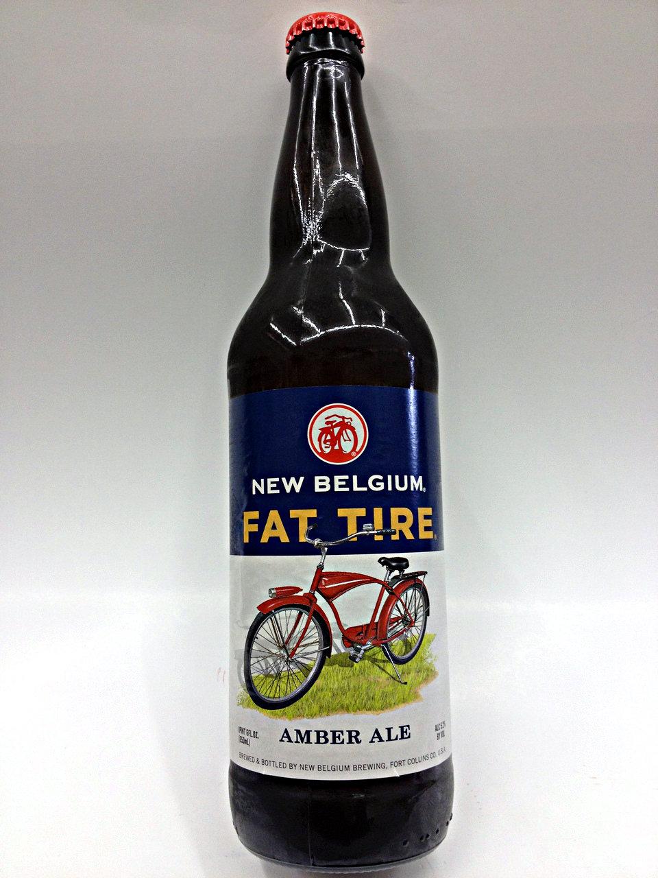 New Belgium Fat Tire Amber Ale Quality Liquor Store