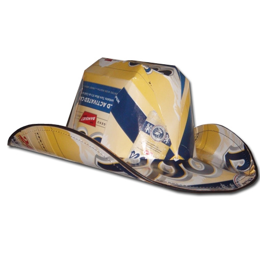 Coors Original Traditional Cowboy Beer Hat - Quality Liquor Store 2907b02f022