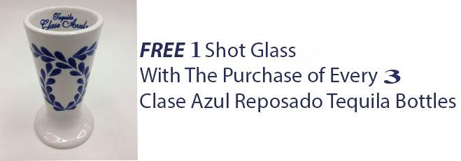 Clase Azul Shot Glass