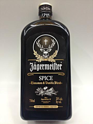 Jagermeister Spice Vanilla Liqueur Quality Liquor Store