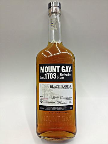 Mount Gay Black Barrel Barbados Rum Quality Liquor Store