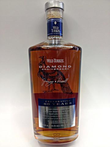 Wild Turkey Diamond Jimmy Russell Quality Liquor Store